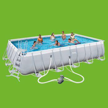 Bestway grote zwembaden