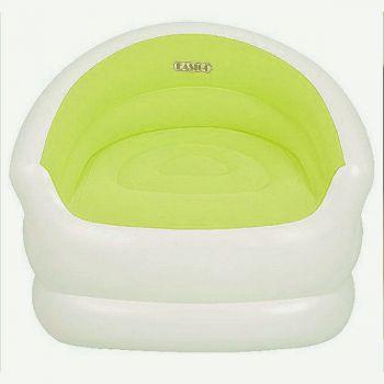 Lounge stoel Easigo lime groen