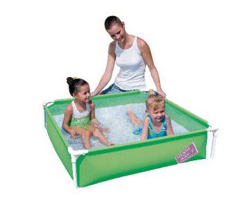 kinderzwembad 122 my first frame pool passaat groen