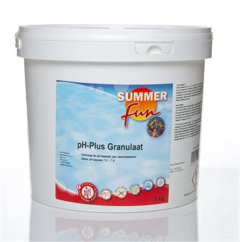 ph plus granulaat 5 kg summer fun