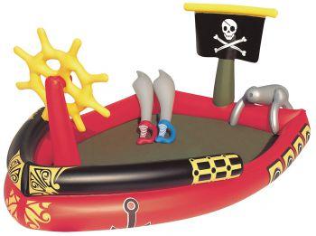 opblaas piratenboot bestway
