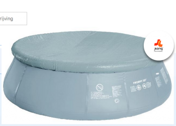 Cover Marin rond grijs 360 - 366