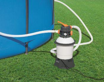 Bestway zandfilter flowclear 3,0 m3/u